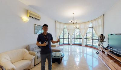 Parc Oasis 3 Bedroom 3D Model