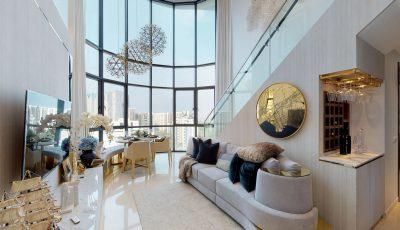 Amberskye Penthouse 3D Model