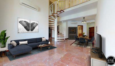 Villa Marina 3D Model