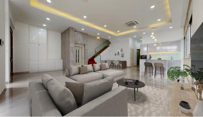 Serangoon Garden Estate 3D Model