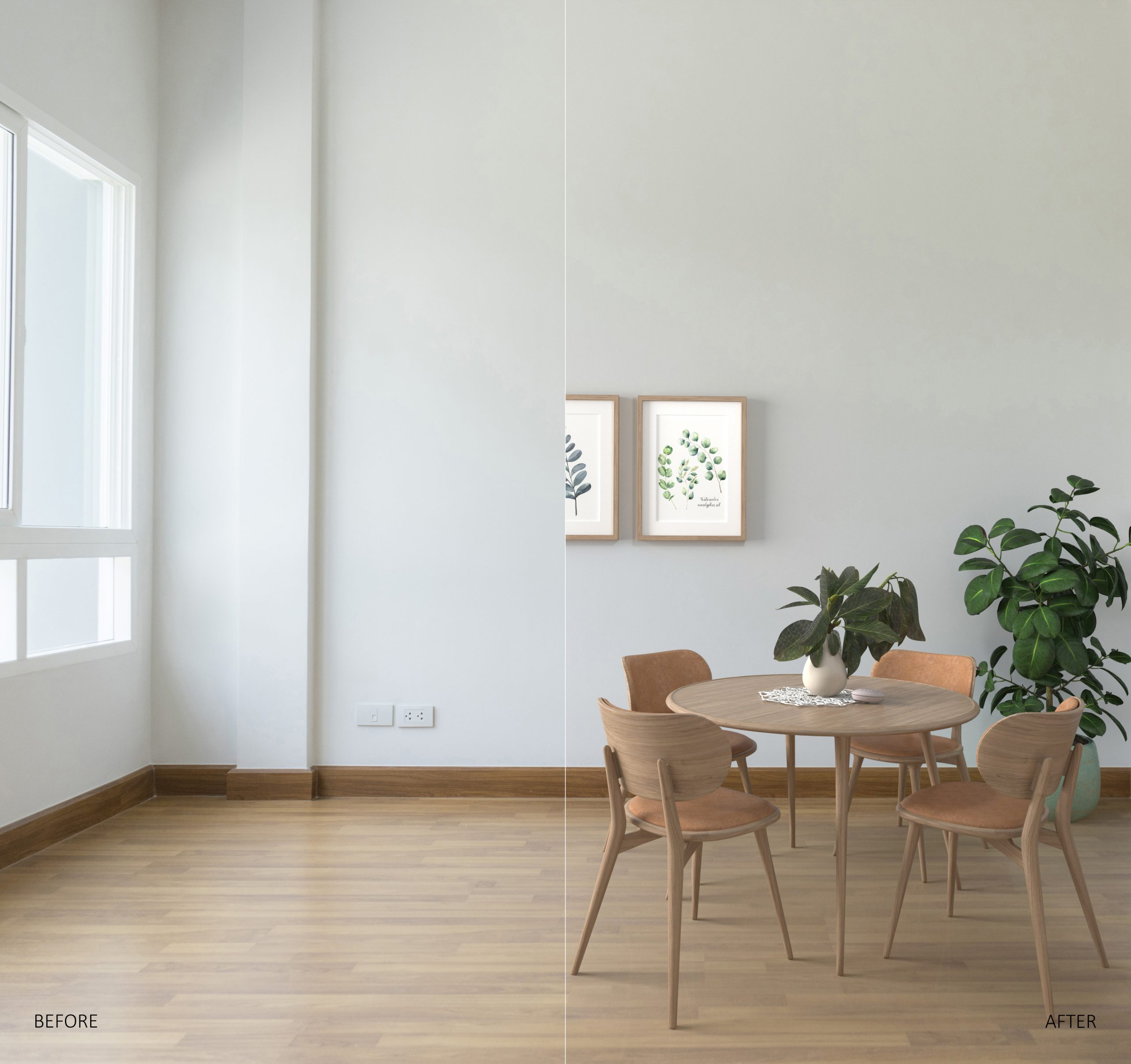 YOU SHOOT WE EDIT - VIRTUAL STAGING