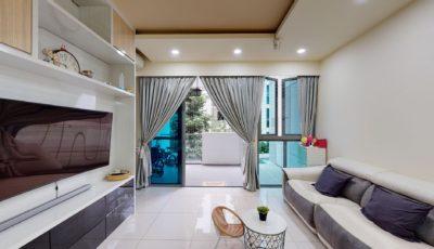The Canopy Condominium 3D Model