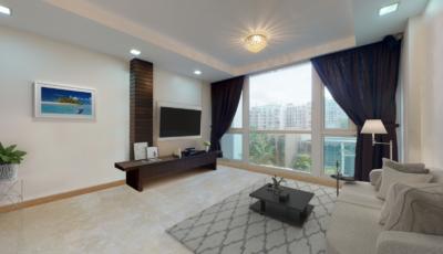 Changi Rise Condominium 3D Model